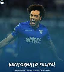 Lazio, ecco la firma di Felipe Anderson (FT) - Solo la Lazio