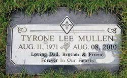 Tyrone Lee Mullen (1971-2010) - Find A Grave Memorial