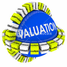 Net Worth Of Business Valuation Sphere For Company Or Business Evaluation Of Net