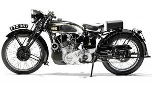 rare bird the second last vincent delivered before the start of world war two
