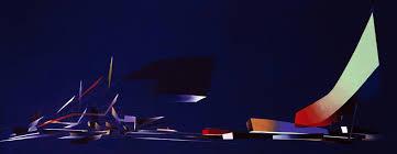 1988 victoria city berlin painting zaha hadid architects