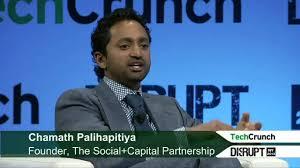 Chamath palihapitiya interview (social+capital partnership) | disrupt ny 2013. High Profile Investors Reveal Just How Bullish They Are On Bitcoin
