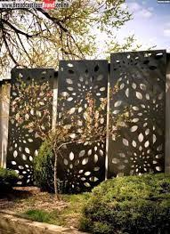 Small Picture Metal privacy screen with own design My creations Pinterest