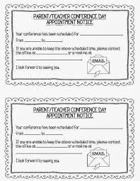 parent teacher conference letters template for parent teacher conference parent teacher conference