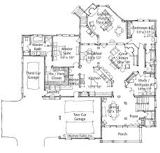small one story modern house plans beautiful chic modern 1 story house floor plans 9 peachy
