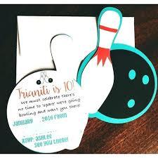 bowling invitation templates beautiful bowling party invitation template free or gymnastics