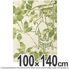 rug carpet suminoe winnie pooh fiorella g 100 140 cm décor carpets carpet rug mat dani disney disney characters living