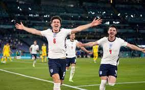 England vs Denmark, Euro 2020 semi ...