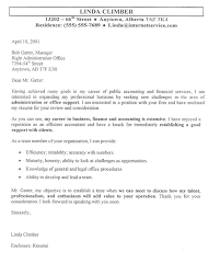Office Assistant Cover Letter Example Sample