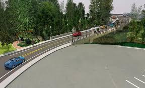 Sumner Wa Bridge Lighting City Of Sumner Unveils New Bridge Plan Bergerabam