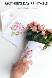 Mothers Day Printables And Envelope Liner Place Of My Taste
