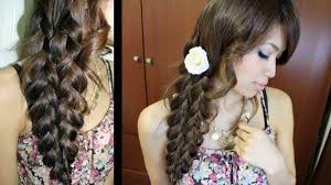 You Tube Hair Style mermaid tail braid hairstyle hair tutorial youtube 6763 by wearticles.com