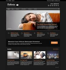 Wordpress Website Templates Enchanting 28 Excellent Dark WordPress Themes Want Your Website To ROCK