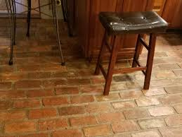Brick Floors In Kitchen Brick Flooring Tiles All About Flooring Designs