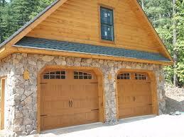 garage door wood look68 best WoodLook Garage Doors Without the Upkeep images on