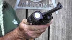Light 10 22 Stock Shooting Rugers New 10 22 Semi Auto 22 Carbine W Lasermax Laser Gunblast Com