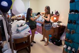 Move-In Day - Daily Photo: Aug 23 2013 - Binghamton University