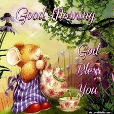 Good Morning Blessing Quotes Awesome Good Morning God Bless You Cute Quote Pictures Photos And Images