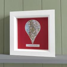 wall art personalised framed map pin on personalised framed wall art uk with wall art tagged wedding page 2 butler and hill uk