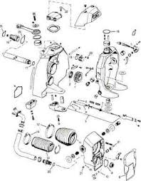 omc parts drawings outdrive repair help videos omc cobra outdrive transom