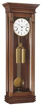 hermle wall pendulum clock 70707q10351