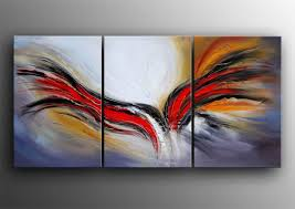 oil painting modern abstract canvas art ideas