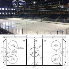 Compton Family Ice Arena Seating Chart