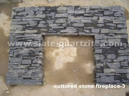 code slate column and fireplace 17