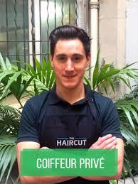 Barbier Et Coiffeur à Domicile Pour Homme à Paris