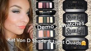 Kvd Shade And Light Rust Kat Von D Shade Light Eye Contour Quads Sage Smoke Plum Rust