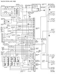 repair guides wiring diagrams wiring diagrams autozone com 12 wiring schematic 1992 buick park avenue continued
