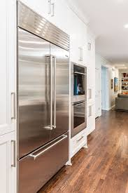 Modern, in every sense of the word. Kitchen 101 Refrigerators And Freezers Corinthian Fine Homes