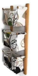 wall hanging organizer with 3 pockets