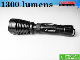 Đèn pin Konus Light RC4 Italia 1300lm