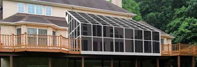 convert your deck to a sunroom in maryland