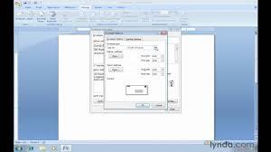 How To Print Envelopes In Microsoft Word Lynda Com Tutorial