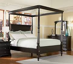 Amazon.com: Sahara Collection Expresso Finish California King Size ...