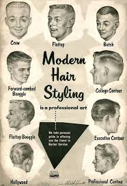 Barbershop Hairstyle Chart Pin On I Remember