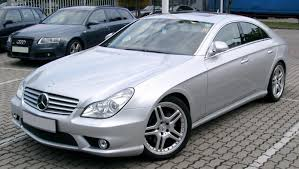 2003 Mercedes-Benz CL-Class - Information and photos - ZombieDrive