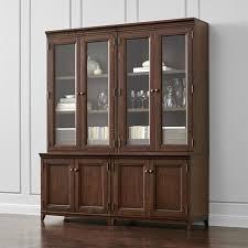 image of glass door display cabinet ideas