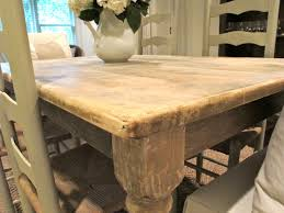 Stripping Dining Room Table Jenny Steffens Hobick Home Stripping Furniture Farmhouse