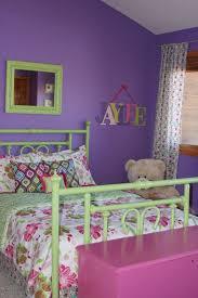 Purple Green And Pink The Blog Bedroom Green Bedroom Purple