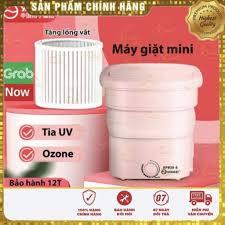 Máy giặt mini Yangzi tự động sấy khô gấp gọn cao cấp giặt giày và đồ lót em  bé tiện lợi. chính hãng 1,679,000đ