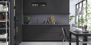 ikea black furniture. Ikea Kitchen Cabinets Black Furniture G