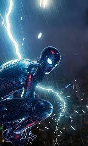 1280x2120 wallpaper glowing suit ...
