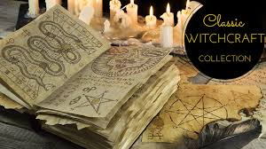 witchcraft wicca pagan spells witches magic occult 212 rare old books you