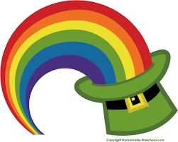 Rainbow free irish clipart - Clipartix