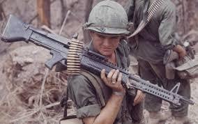 Marine Gunners Us Marine Usmc Machine Gunner Evolution Miniatures Em 35056 Vietnam