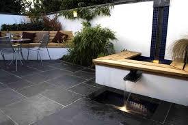 Modern Water Features Exterior Modern Garden Water Features Designs Modern Backyard