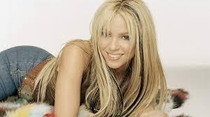 Tapety Blondýnka Dlouhé Vlasy Osel Shakira Dívka Krása Usměj